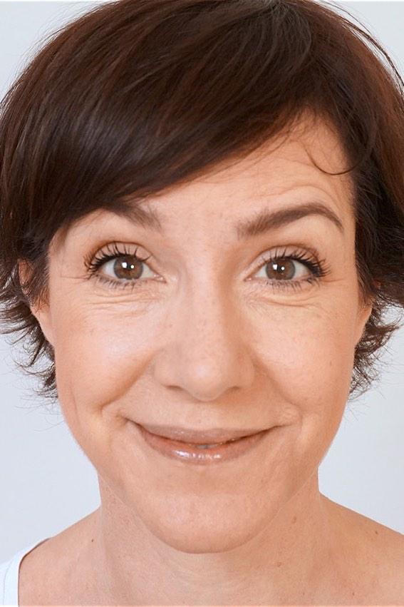 Schnelles 10-Minuten-Make-up ohne viel Aufwand im Make up-Tutorial der Schminktante.