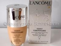 Lancôme TEINT VISIONNAIRE – Testergebnisse