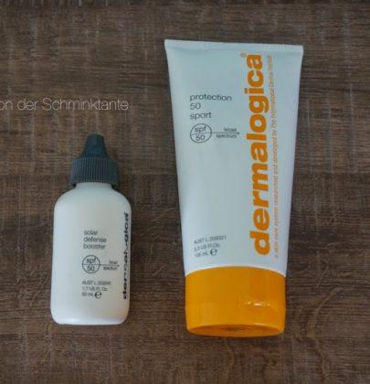 Sonne 2014 (4) – Dermalogica Sonnenschutz