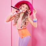 We love Barbie