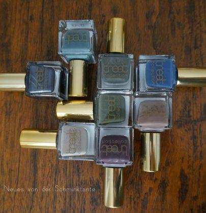 Treat Collection: neue Farben!