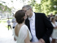 Brautstyling für Linda