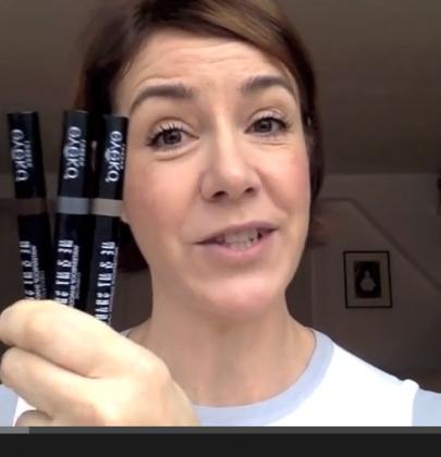 Schminktante on youtube…Klappe die ERSTE!!