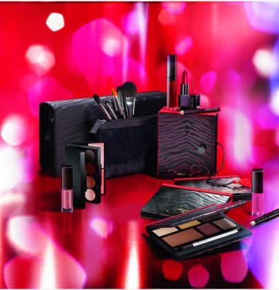 """Chameleon Collection"": Der Laura Mercier Holiday-Look 2014"