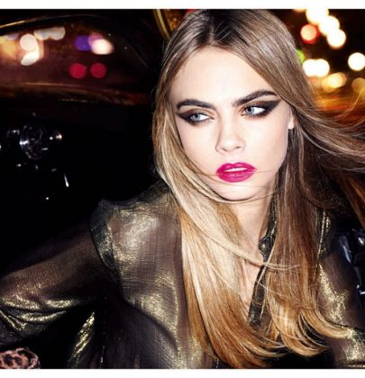 """Wildly Gold"" Die Yves Saint Laurent – Holiday Collection 2014"