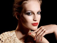 Collection Plumes Preciéuses de Chanel: Der Chanel Holiday-Look 2014