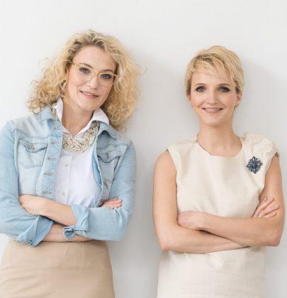 """Beautyinterview: Im Bad mit Thea und Toni vom SisterMag """"Journal für die digitale Dame"""""""