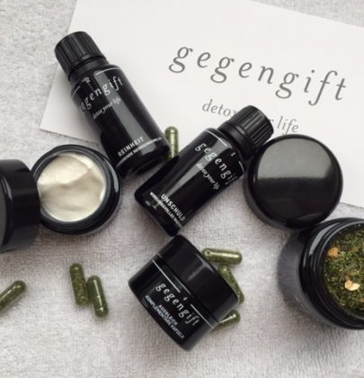 Gegengift – Detox your life