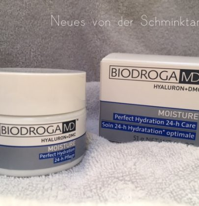 Biodroga MD: Perfect Hydration 24h Pflege