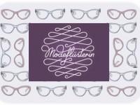 Brillenmode: Formen und Farben