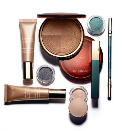 "Clarins Sommerlook 2015: ""Aquatic Treasures"""