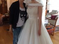 Mit Petticoat in die Ehe