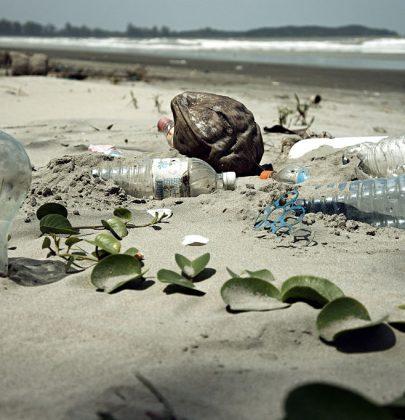Blogger gegen Mikroplastik: Die Sammelaktion