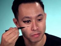 Freitagsspaß: Männer & Eyeliner