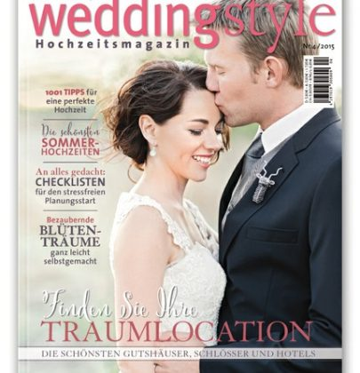 Weddingstyle: Neue Hochzeitsfotostrecke