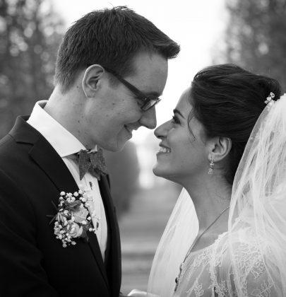 Deutsch-Iranische Hochzeit