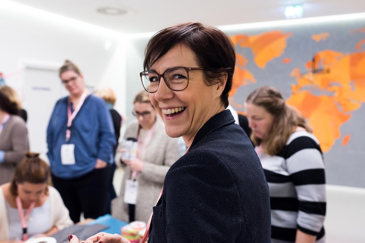 Jahresrückblick 2017 von der Schminktante: ein Highlight war die BLOGST Konferenz 2017 in Berlin!