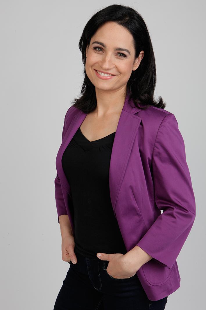 Bestsellerautorin und Dermatologin Dr. Yael Adler.