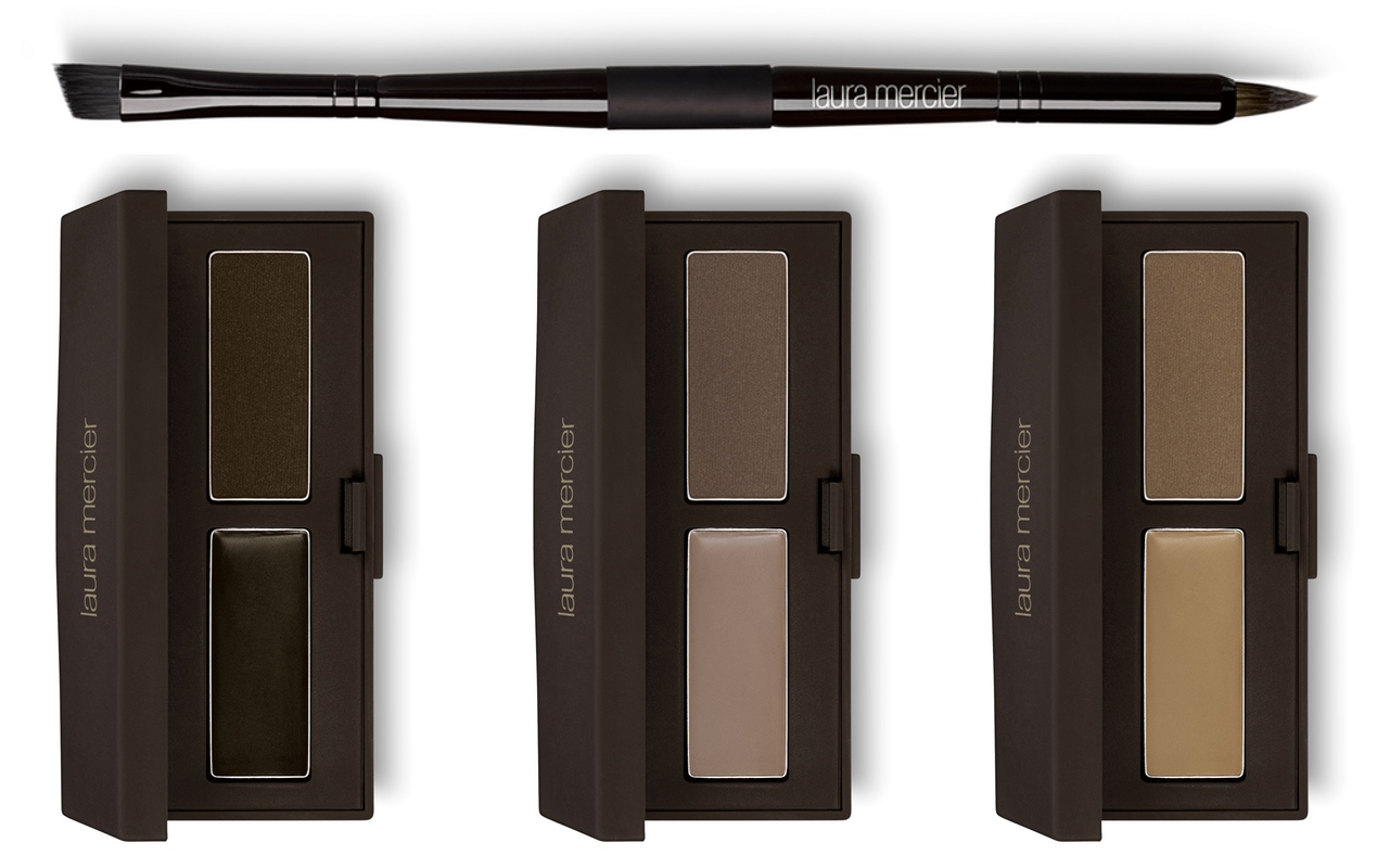 Sketch & Intensify Pomade & Powder Brow Duo von Laura Mercier im Blog der Schminktante.