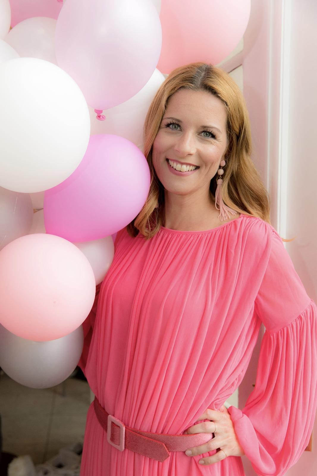 Im Beautyinterview der Schminktante September 2018 zu Gaust: RTL-Moderatorin und deutsches Testimonial der amerikanischen Marke it cosmetics MIRIAM LANGE.