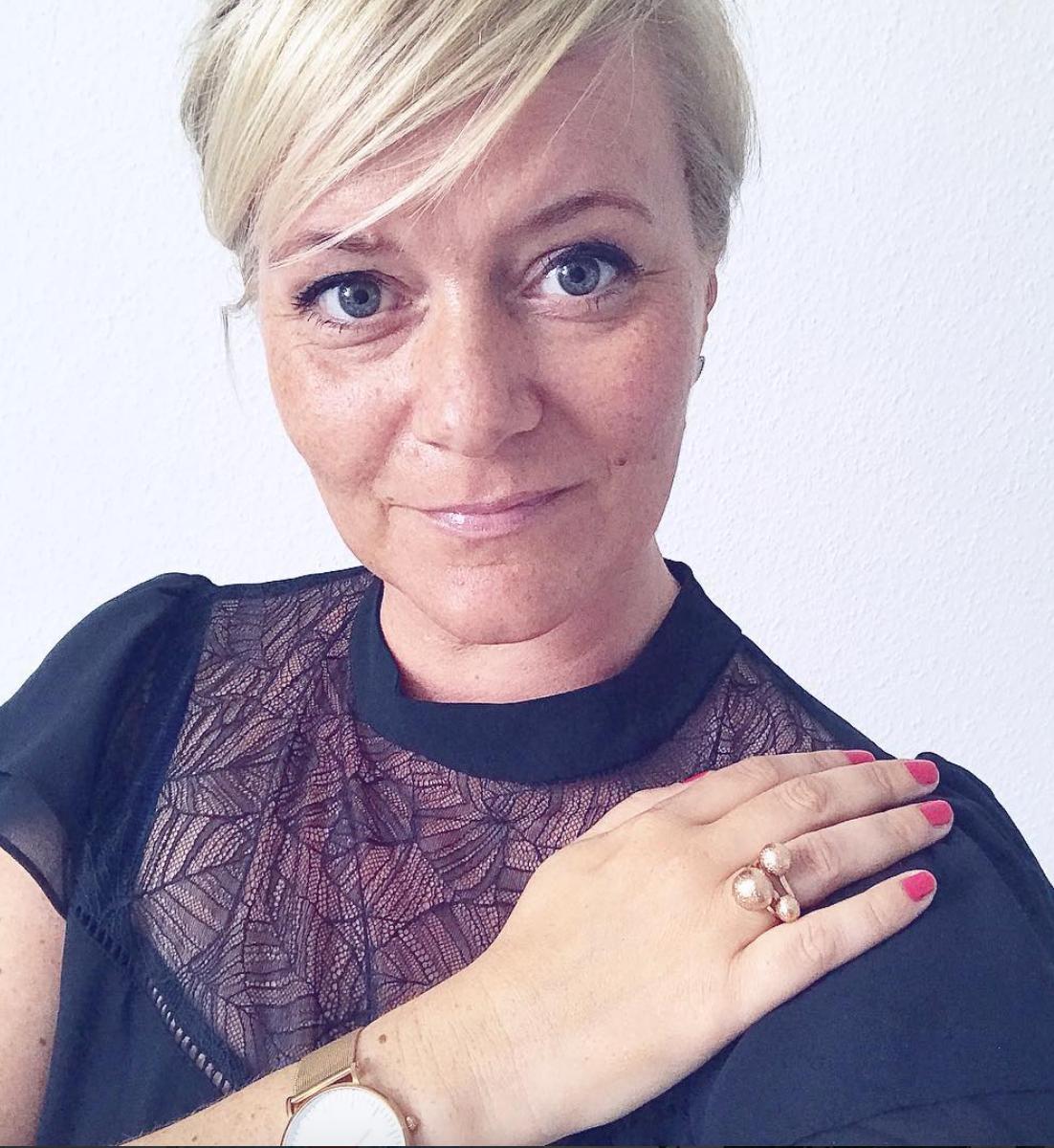 Andrea vom Blog Dreiraumhaus zu Gast im Beautyinterview der Schminktante.