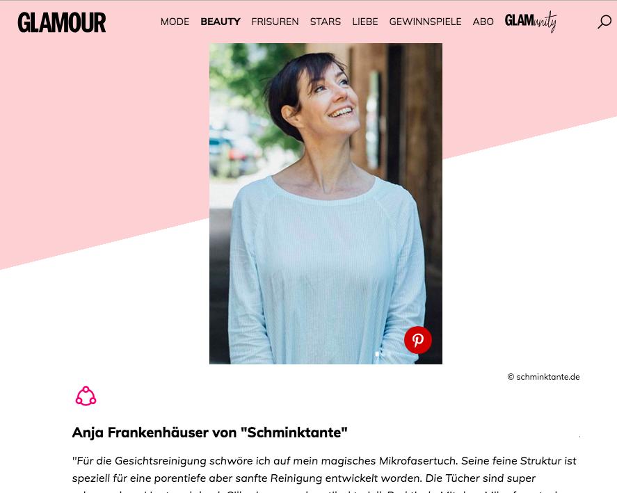 Mein liebstes Beautytool unter 10€ - jetzt aktuell auf glamour.de.