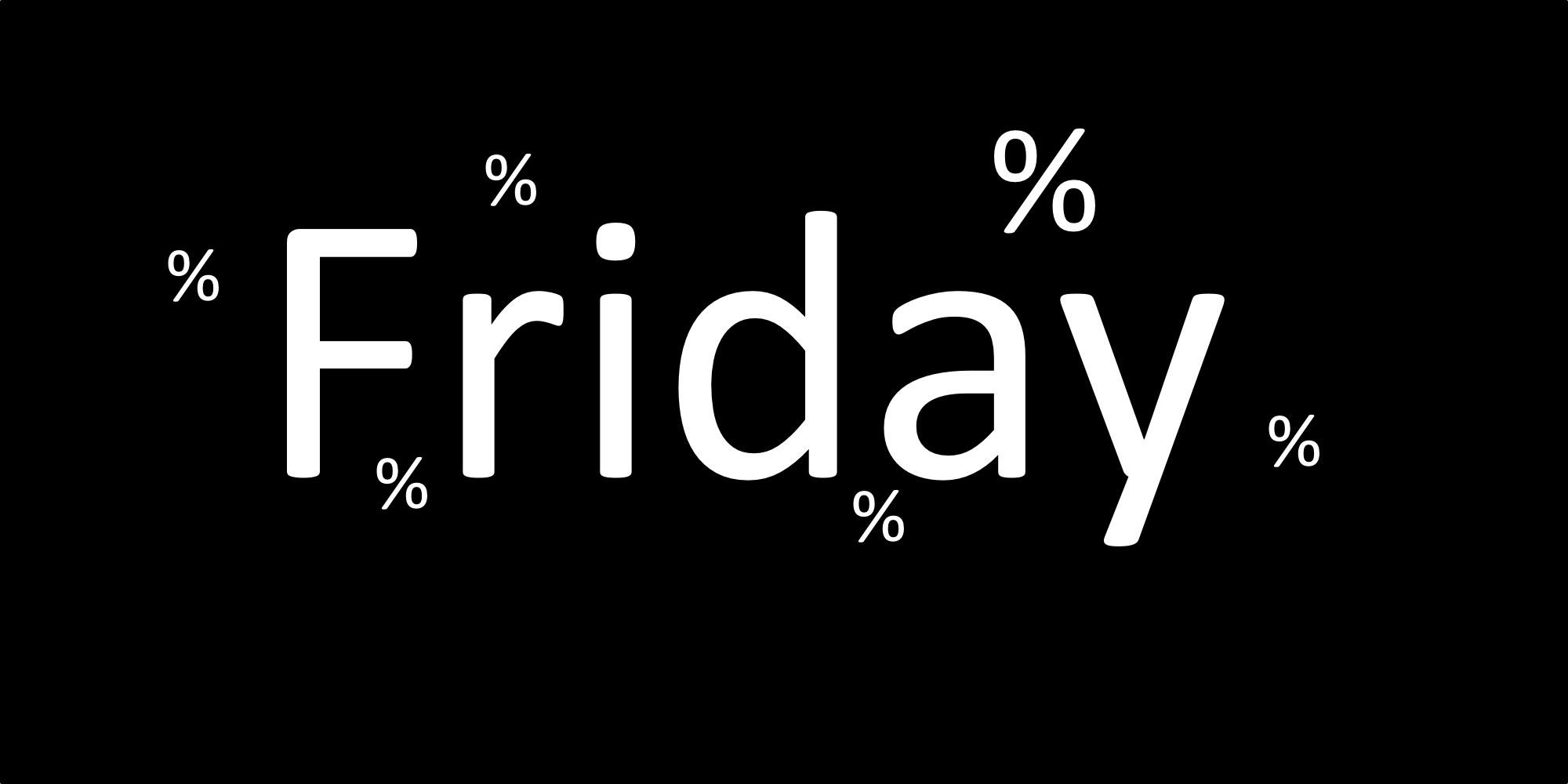 Lieblingshautpflege zum Lieblingspreis - tolle Angebote zum Black Friday.