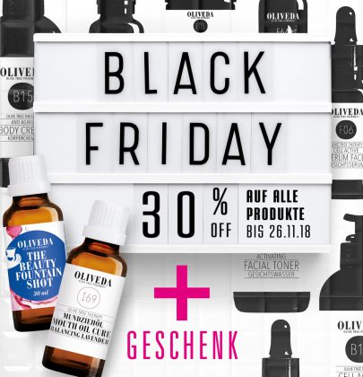 """Black Friday – Sparen mit Köpfchen: Schminktantes """"Best Brands"""""""