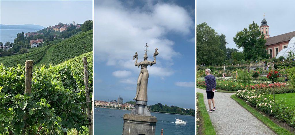 Bodensee, Reisen, unterwegs, Touristik, Schminktante, Anja Frankenhäuser, Travel, Baden-Württemberg