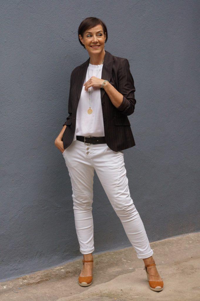 Mode, Fashion, Modeideen, Inspiration, Fashioninspiration, Braun, Weiß, Kombinationen, Schminktante, Peter Hahn, Lilienglück, Anja Frankenhäuser, Top-Blog, Make up Artist, Top-Beautyblog, Styling, Modeflüsterin, Stylingideen