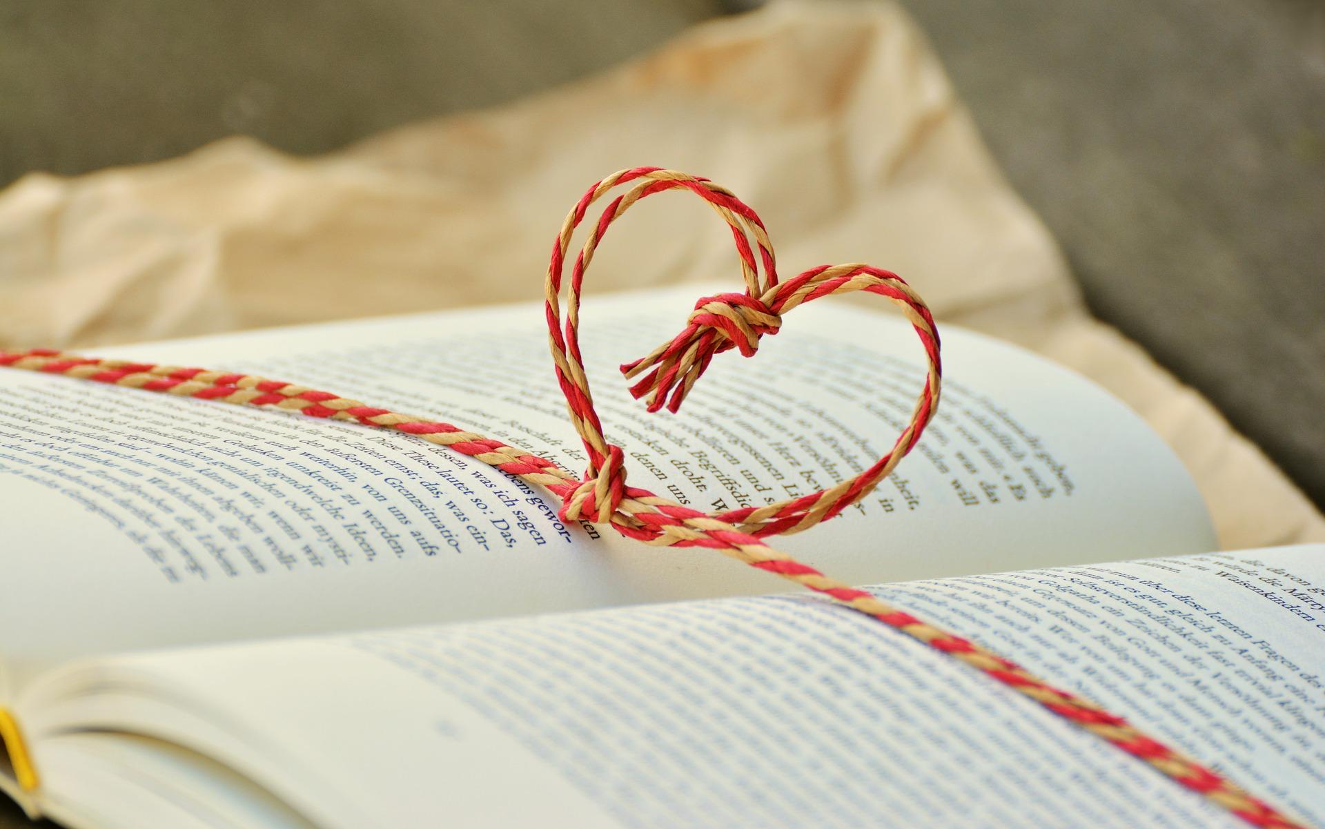 Bücher sind immer ein gutes Geschenk!
