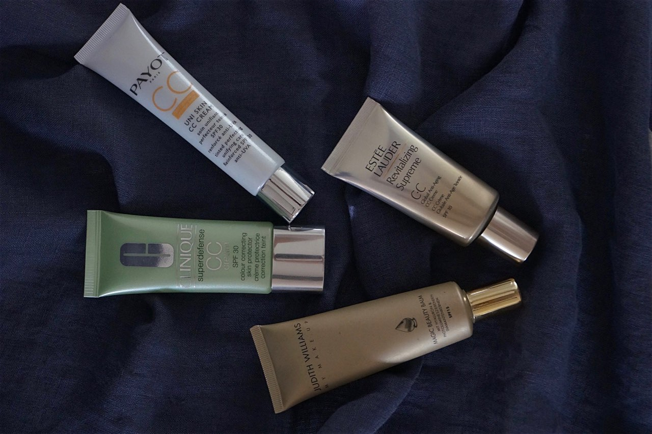 CC Creams, Make up, Schminktipps, Foundation, Tagescreme, Schminktante, Anja Frankenhäuser, Top-Beauty-Blog, Make up Artist, Make up Profi, CC Creams, Clinique, Payot, Judith Williams, Estee Lauder