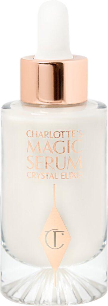 CHarlotte Tilbury, Gesichtspflege, Serum, Magic Serum, Chrystal Elixir, Schminktante, Anti Aging, Hautpflege, Glow, Skincare, Anja Frankenhäuser