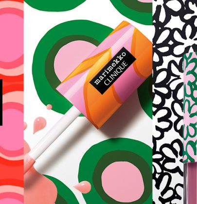 Neu bei Clinique: Die Marimekko Design Edition
