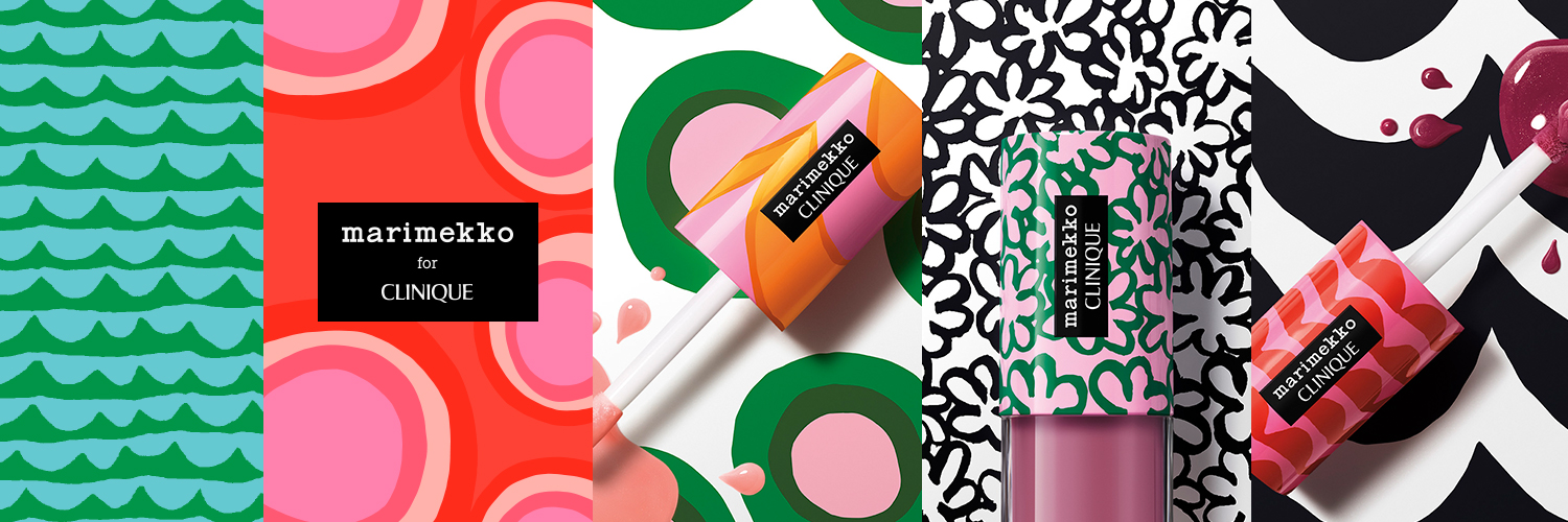 Beautynews bei der Schminktante: die limitierte Marimekko by Clinique Designedition.