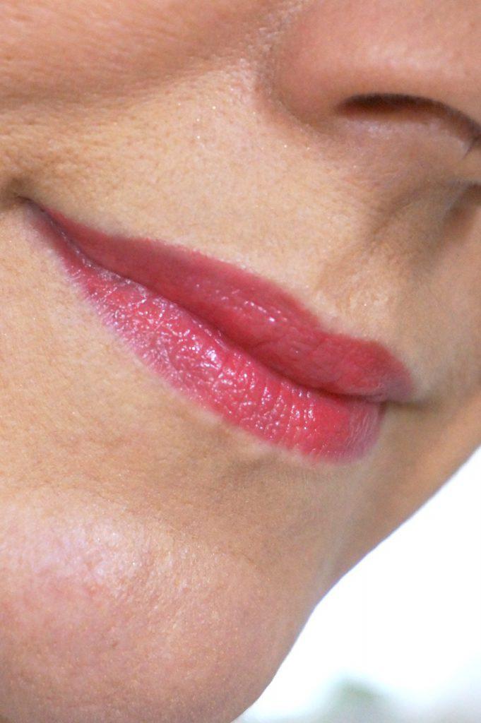 Clarins, Lippen, Lippenfarbe, Lippenstift, Make up, Make up Artist, Pink Cranberry, Schminktante, Anja Frankenhäuser, Beautyblog, Tob-Blog, Top-Beautyblog