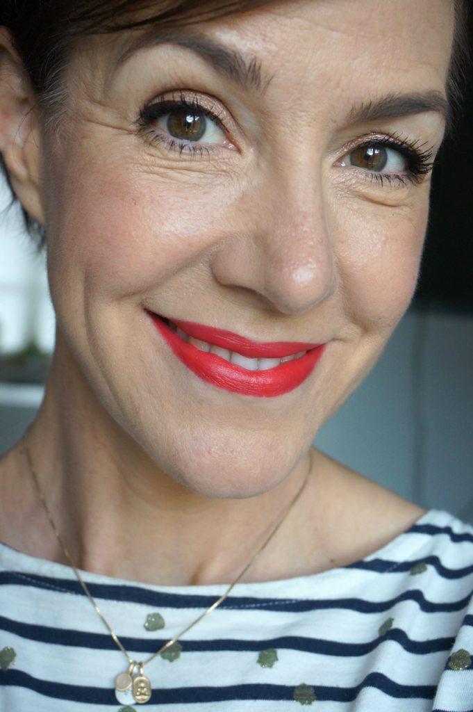 Clarins, Lippen, Lippenfarbe, Lippenstift, Make up, Make up Artist, Pink Cranberry, Schminktante, matte, Anja Frankenhäuser, Beautyblog, Tob-Blog, Top-Beautyblog