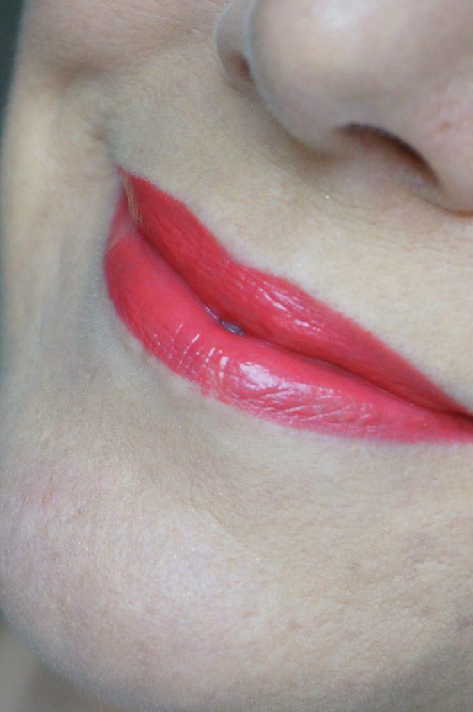 Clarins, Lippen, Lippenfarbe, Lippenstift, Make up, Make up Artist, Pink Cranberry, Schminktante, Anja Frankenhäuser, Beautyblog, Tob-Blog, Top-Beautyblog, Joli Rouge