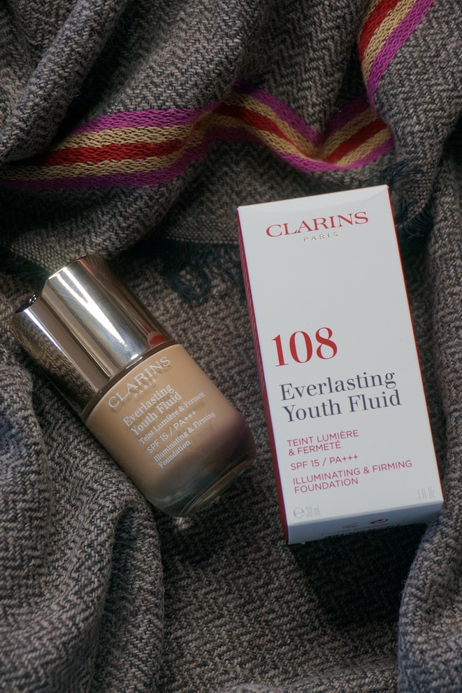 Clarins, Everlasting Youth Fluid, Glow, Foundation, Make up, Tutorial, herbstlook, Schminktipps, Make up Tutorial, Make up Video, Video, Schminkanleitung, Schminktante, Beautyblog, Top-Blog, Lifestyle-Blog, Anja Frankenhäuser