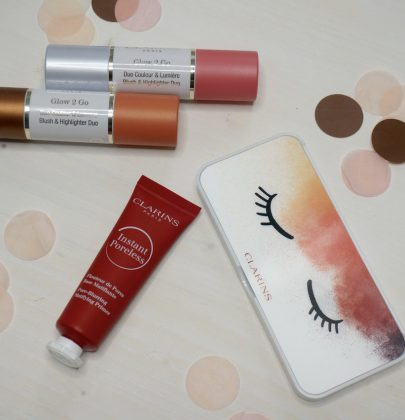 "Make up Look Frühjahr 2019: Clarins ""Selfie Ready"""