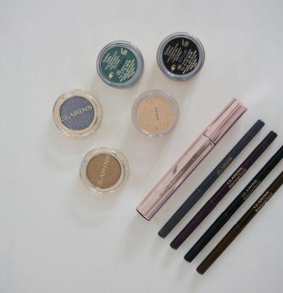 Make up: Augenaufschlag mit Clarins