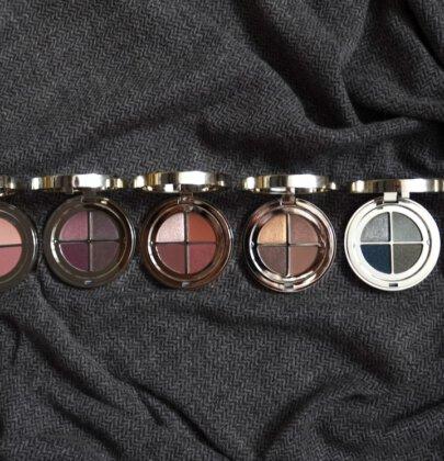 6x Augen Make up mit Clarins – Herbst 2020