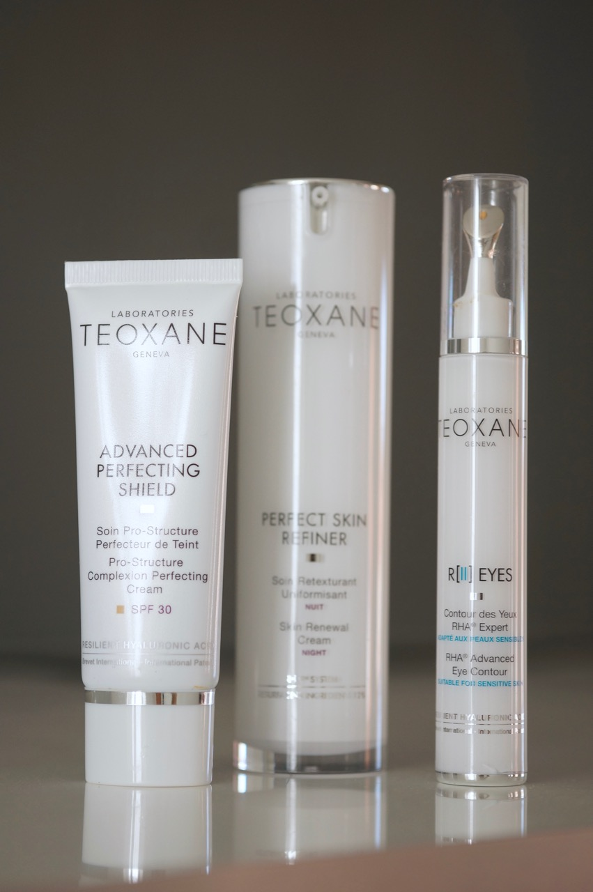 Die Schminktante stellt innovative Hautpflege aus der Schweiz vor: Cosmeceuticals von Teoxane.