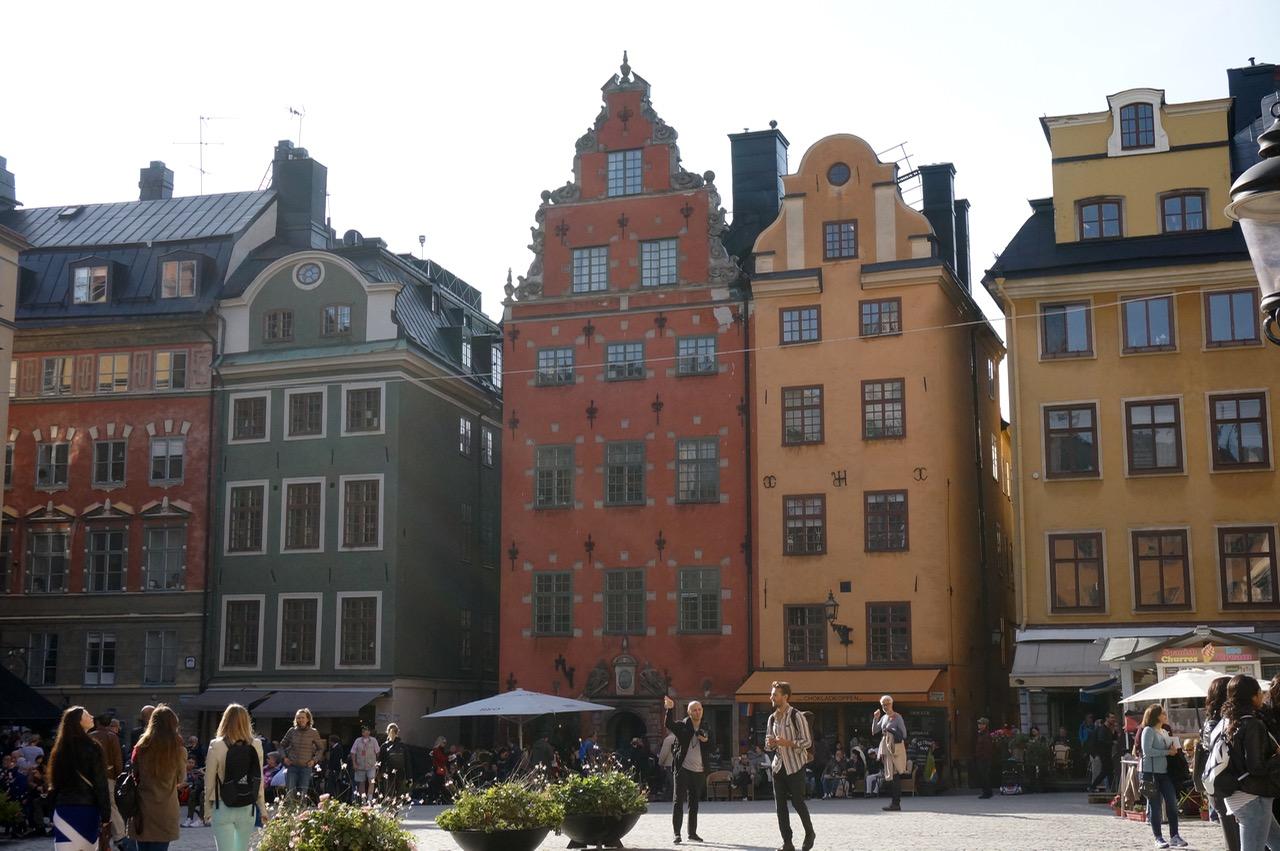 Architektur, Fassaden, Baustil Travel, Travelblog, Reise, verreisen, Skandinavien, Städtetrip, Cityreise, Hauptstädte, Europa, Schminktante, unterwegs, Reiseblogger, Stockholm, Schweden