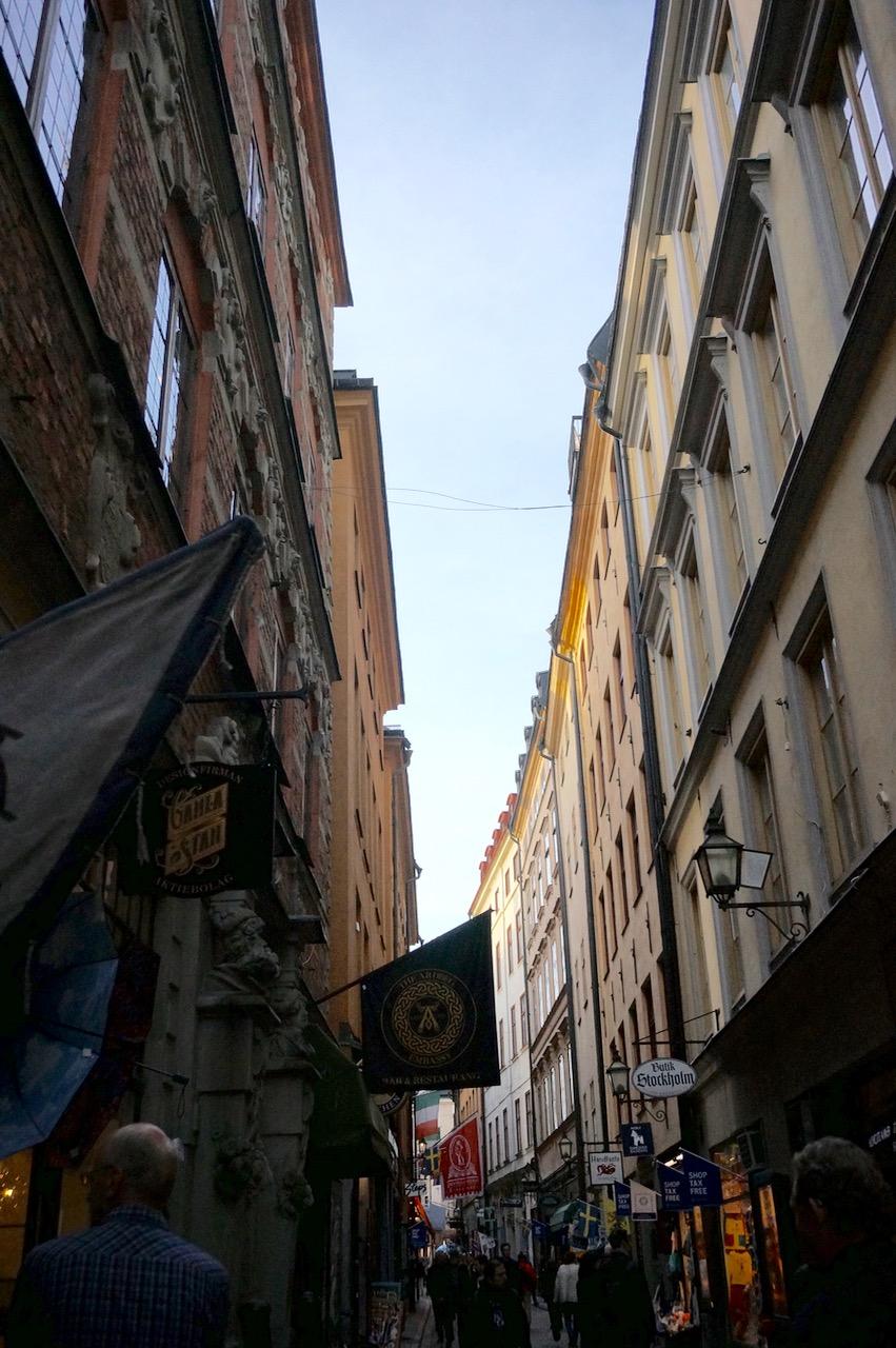 Reisetagebuch: 3 Tage in Stockholm.