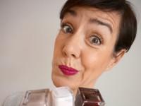 Farbharmonien von Nagellack und Lippenstift im Make up