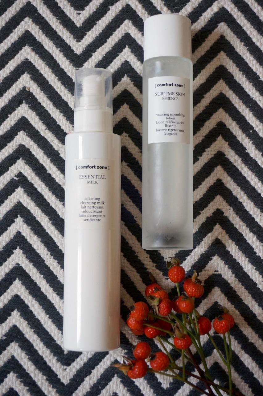 Beautylieblnge der Schminktante im Monat Oktober - sanfte Reinigung, doppelte Augenpflege und Nagellack ;-).