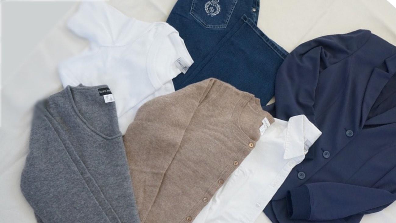 Capsule Wardrobe - 6 Basics, die jeder im Schrank haben sollte.