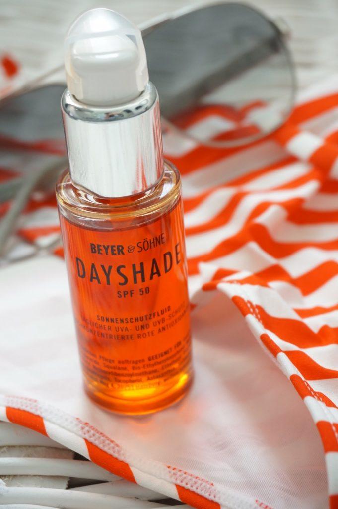 Dayshade heißt der neue Sonnenschutz von Beyer & Söhne. Mit viel Glück könnt ihr bei der Ostereiersuche gewinnen.