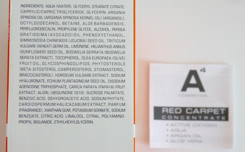 A4 Cosmetics München ist ein innovatives Anti Aging Hautpflegekonzept, dessen Produkte auf natürlicher Basis hergestellt sind. Schminktante Anja Frakenhäuser hat den Test gewagt.